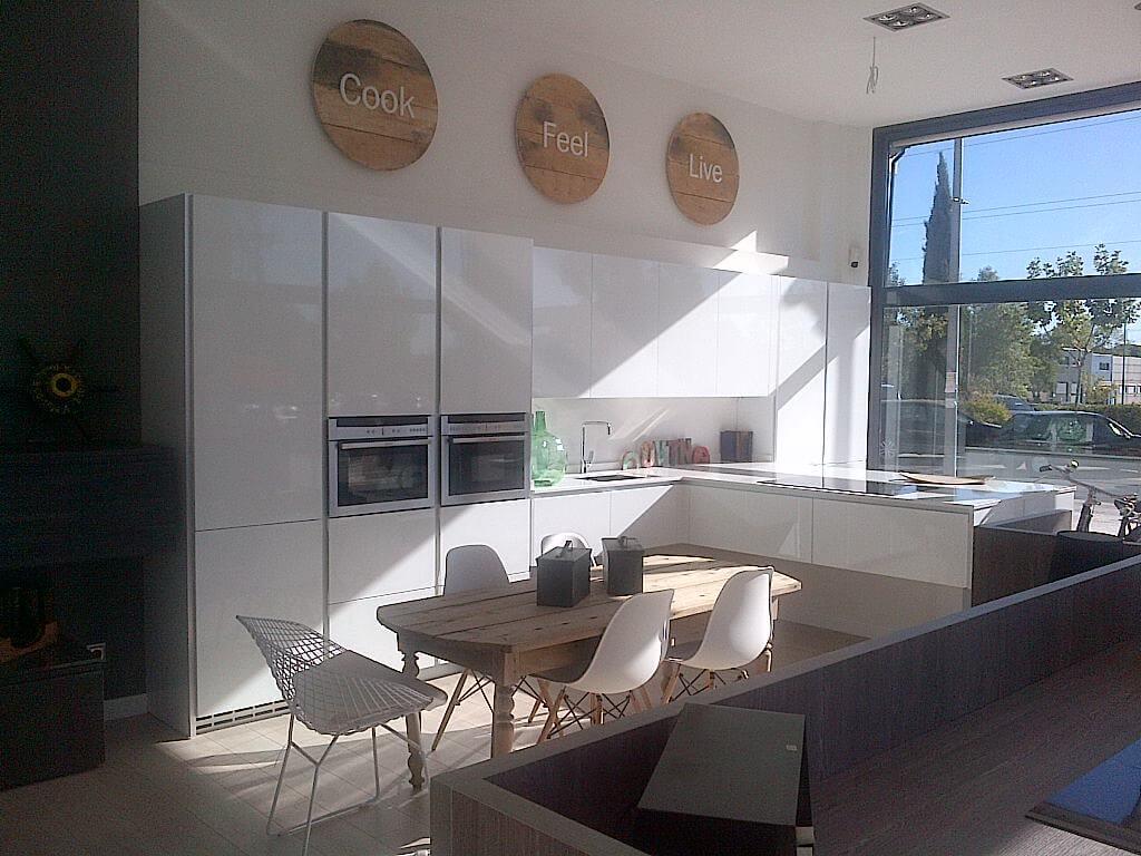 Mobiliario de cocina urix for Mobiliario de cocina